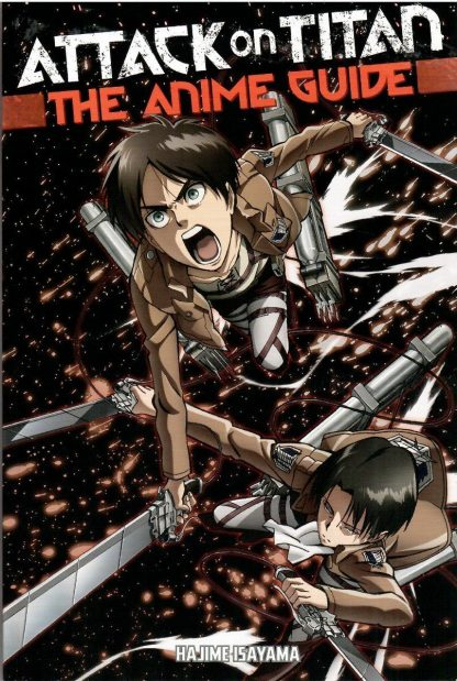 Attack on Titan the Anime Guide