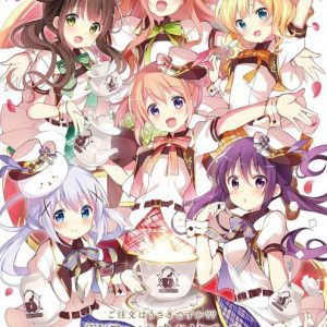 Is The Order A Rabbit?? Second Season TV Animation Official Guide Miracle Blend