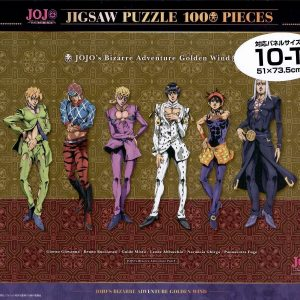JoJo's Bizarre Adventure Golden Wind 1000pc Jigsaw Puzzle