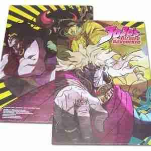JoJo's Bizarre Adventure JoJo Group Yellow Background File Folder