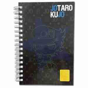 JoJo's Bizarre Adventure Jotaro Style Hardcover Notebook