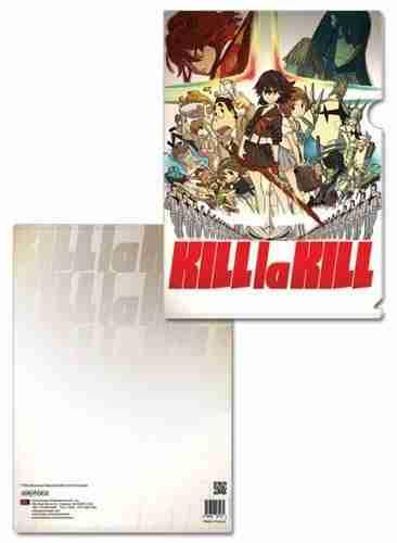 Kill la Kill Group File Folder