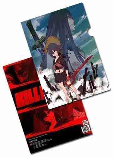 Kill la Kill Ryuko & Satsuki File Folder