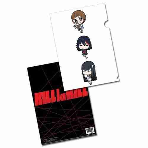 Kill la Kill SD Group File Folder