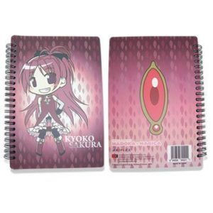 Madoka Magica Kyoko Softcover Notebook