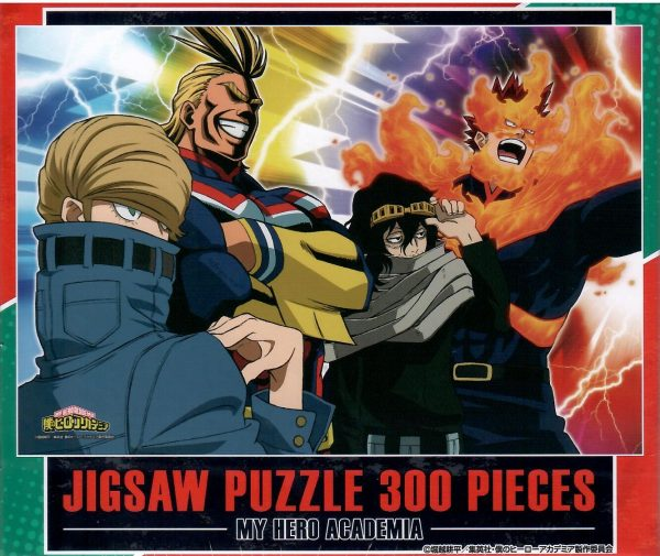 My Hero Academia Our Hero! 300pc Jigsaw Puzzle