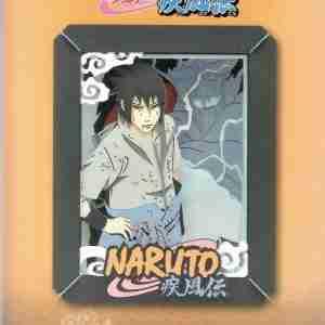 Naruto Sasuke Uchiha Paper Theater