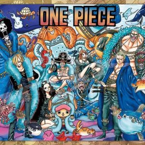 One Piece 20th Anniversary 2000pc Jigsaw Puzzle