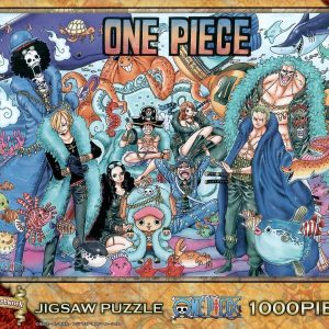 One Piece 20th Anniversary 1000pc Jigsaw Puzzle