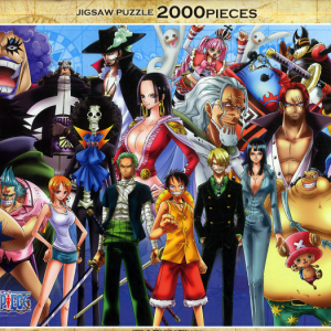 One Piece 2 Years Later!!! 2000pc Jigsaw Puzzle