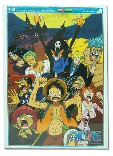 One Piece 300pc Group Puzzle