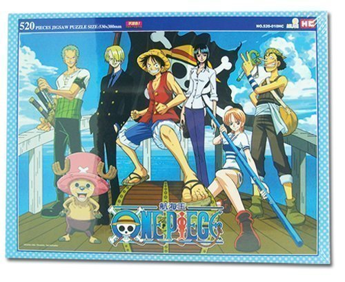 One Piece 520pc Group Puzzle