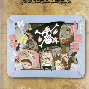 One Piece Become A Doctor To Cure Anything!!! Paper Theater