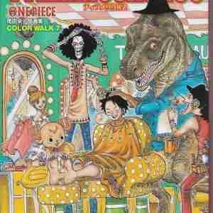 One Piece Color Walk 8 Tyrannosaurus
