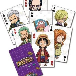 One Piece Group Playing Cards