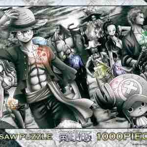 One Piece Jouriku 1000pc Jigsaw Puzzle
