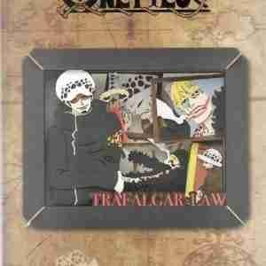 One Piece Trafalgar Law Paper Theater