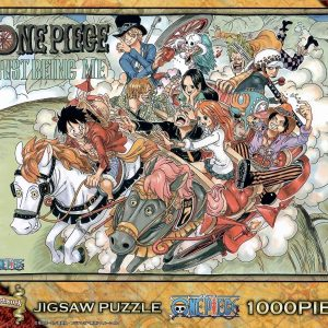One Piece Memory of Artwork Vol. 2 1000pc Jigsaw Puzzle