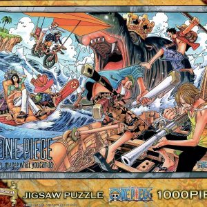 One Piece Memory of Artwork Vol. 3 1000pc Jigsaw Puzzle