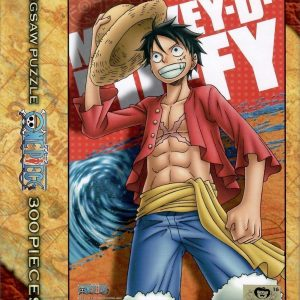 One Piece Monkey D Luffy 300pc Jigsaw Puzzle