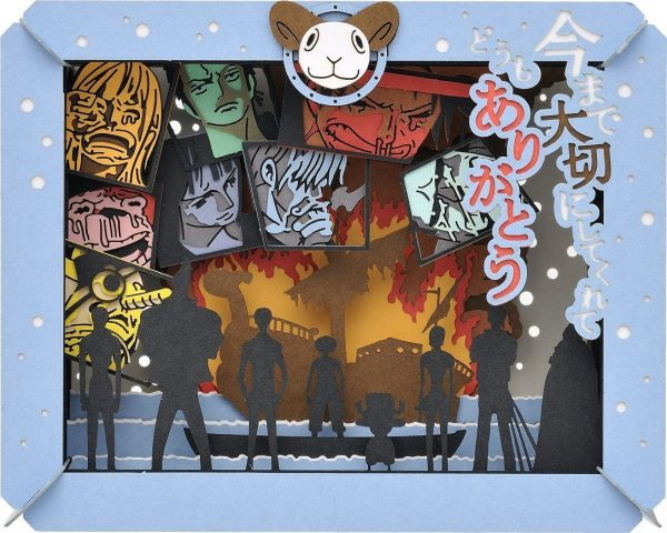 One Piece Paper Theater Thank You For All You've Done Until Now