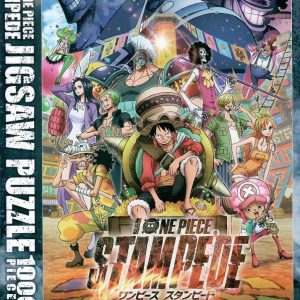 One Piece Stampede 1000pc Jigsaw Puzzle