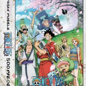 One Piece Wano Country 500pc Jigsaw Puzzle