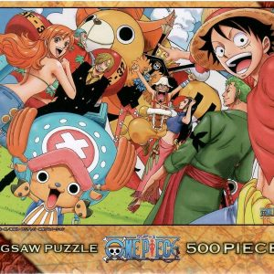 One Piece Welcome To Sunny 500pc Jigsaw Puzzle