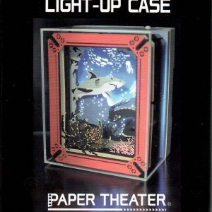 Paper Theater Display Case - Lighted