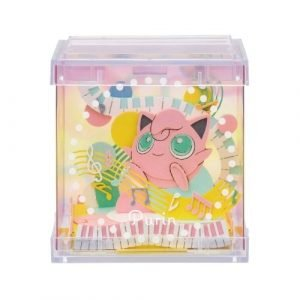Pokemon Paper Theater Cube Jigglypuff