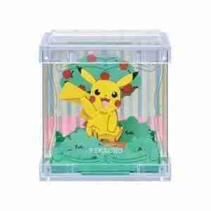 Pokemon Paper Theater Cube Pikachu