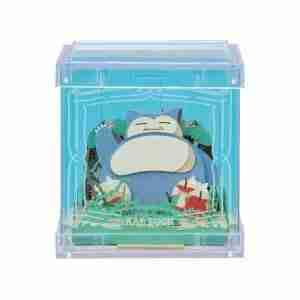 Pokemon Paper Theater Cube Snorlax