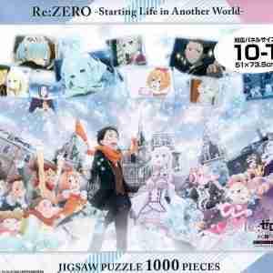 Re:Zero Memory Snow 1000pc Jigsaw Puzzle