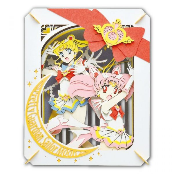 Sailor Moon Eternal For The Movie Version! Paper Theater PT-177