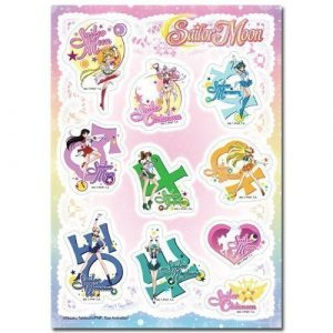 Sailor Moon SuperS Icons Sticker Set