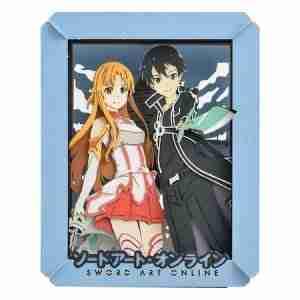 Sword Art Online Paper Theater Kirito and Asuna