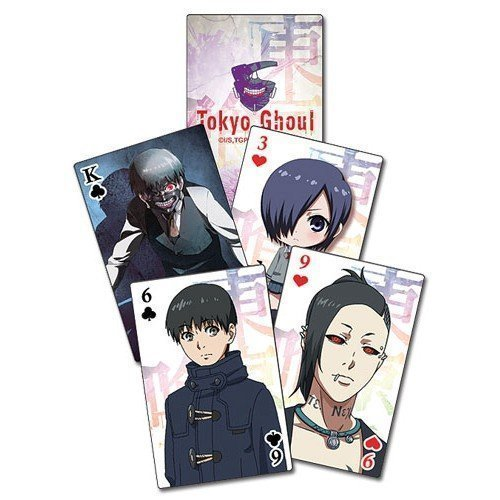 Tokyo Ghoul SD Playing Cards
