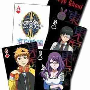 Tokyo Ghoul TV Screenshots Playing Cards