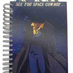 Cowboy Bebop See You Space Cowboy Tabbed Notebook