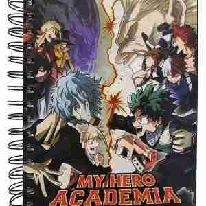 My Hero Academia S3 Key Art 01 Notebook