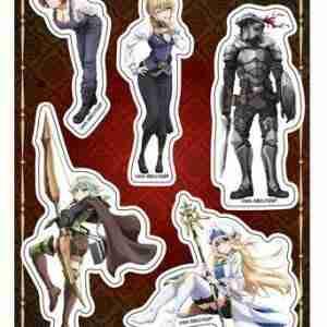 Goblin Slayer S1 Group Sticker Set