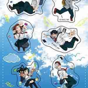 My Hero Academia S3 Artwork F Sticker Set