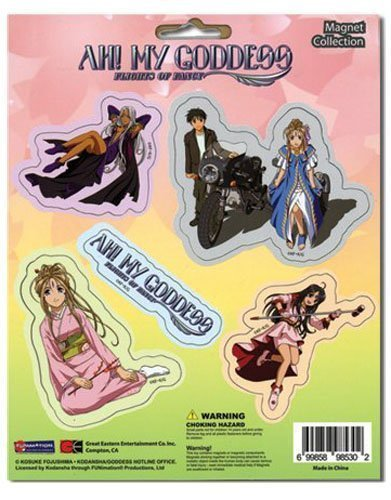 Ah! My Goddess Magnet Collection