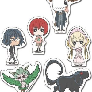 The Ancient Magus Bride Group Sticker Set