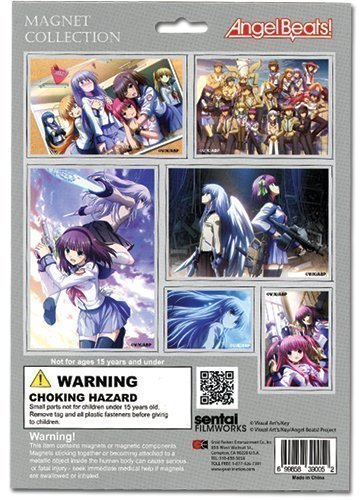Angel Beats Magnet Collection
