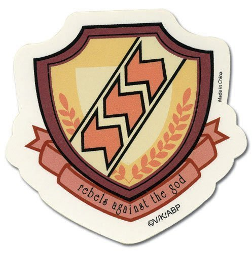 Angel Beats SSS Emblem Symbol Sticker