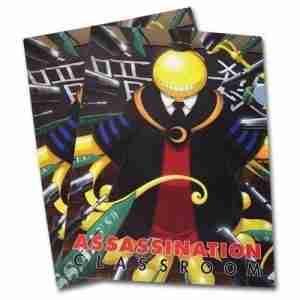 Assassination Classroom Koro Sensei File Folder