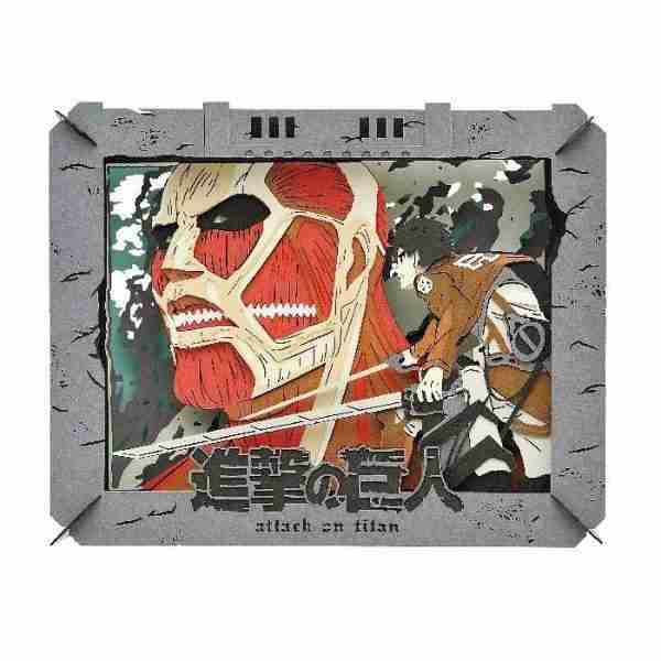 Attack on Titan Paper Theater PT-176 Colossus Titan