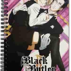 Black Butler 2 Group Notebook