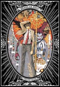blanc et noir: Takeshi Obata Illustrations